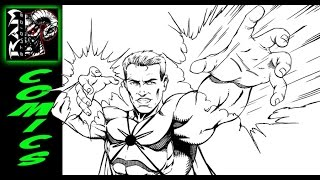 How to Draw Yourself As a Super Hero - Adobe Photoshop - Tutorial - Narrated Video