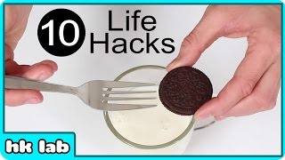 10 New Amazing Life Hacks to Try When Bored At Home