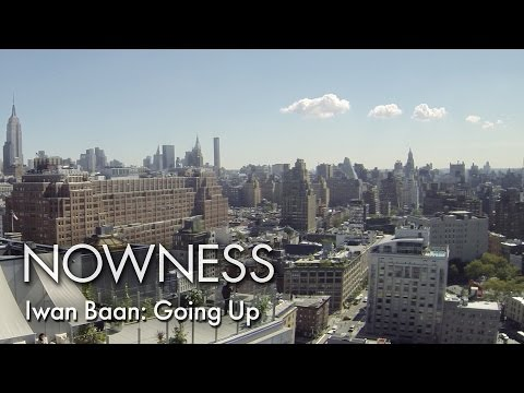 """Iwan Baan in """"Going Up"""" by Anthony Chen"""