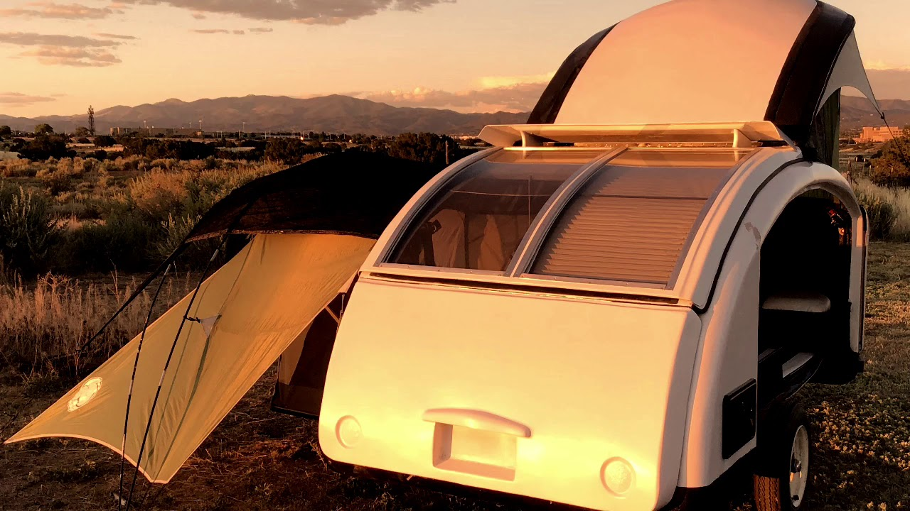 Earth Traveler teardrop trailers Best affordable teardrop ...