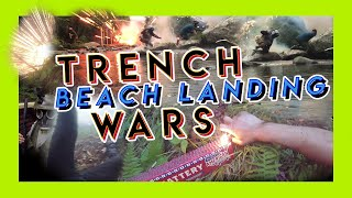 Trench Wars 2018: Beach Landing!
