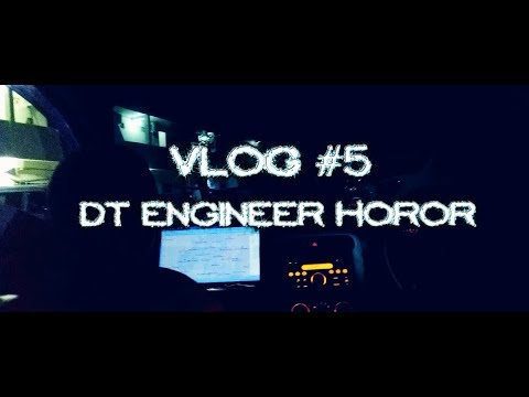 VLOG #5 Drive Test Horor di gorontalo