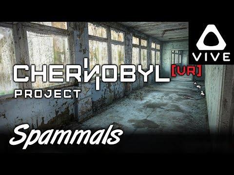 Chernobyl VR Project - Exploring Chernobyl! (LIVE) (HTC Vive VR)