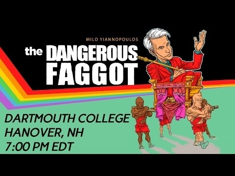 MILO at Dartmouth College: In Defense Of Hazing