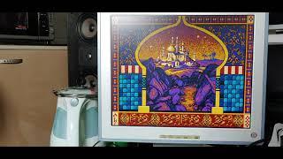 컴퓨터 스피커로 페르시아 왕자 플레이