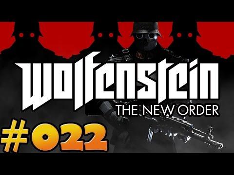 Let's Play Wolfenstein: The New Order #022 [Deutsch][Blind][XboxOne]
