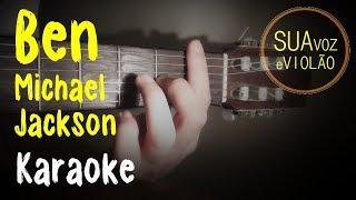 Baixar Ben - Michael Jackson - Karaoke - Acoustic guitar