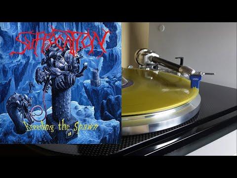 SUFFOCATIO̲N̲ Breedin̲g̲ The Spaw̲n̲ (Full Album) Vinyl rip