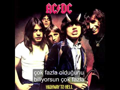 AC/DC Touch Too Much Türkçe Çeviri