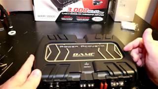 Power acoustik amp
