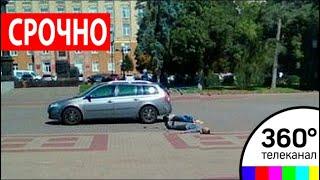 Шок⚠️ Мужчина выкинул из машины труп и застрелился