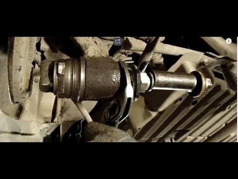 Замена сайлентблоков задней продольной тяги без снятия кулака Toyota Camry  Авторемонт
