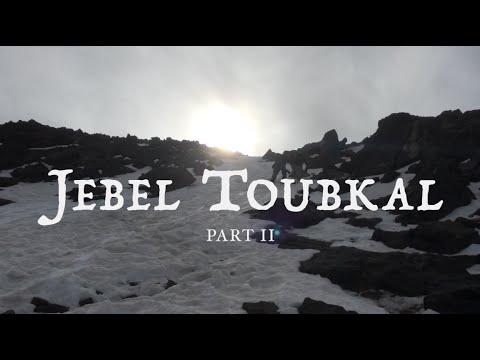 Trekking Morocco: Climbing Jebel Toubkal - Part 2