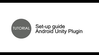 Wikitude Tutorial - Android Unity Plugin