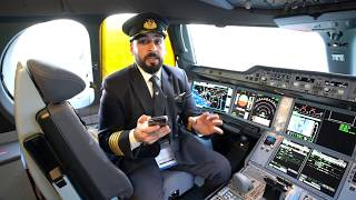 Qatar Airways pilot answers your questions