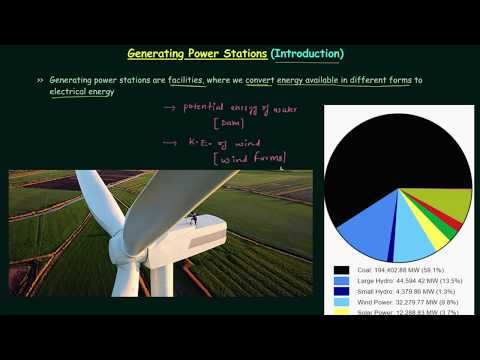 Generating Power Stations (Introduction)