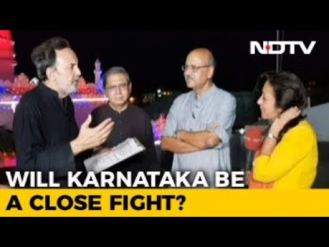 Prannoy Roy And Team Look At Who Is Likely To Win Karnataka