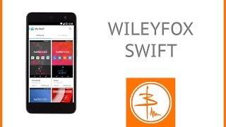 Wileyfox Swift - дешёвый и шикарный