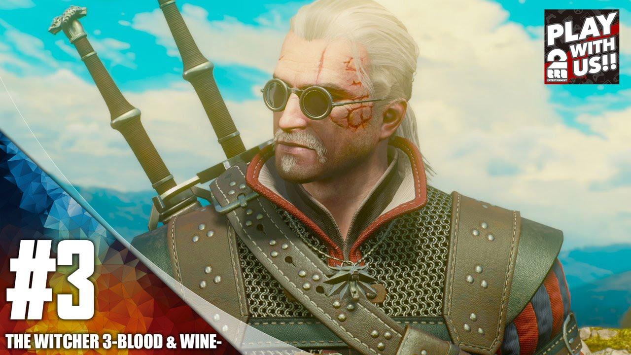 3【アクション】兄者の「ウィッチャー3:血塗られた美酒