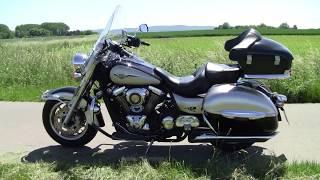 meine Kawasaki VN 1700 Classic Tourer EZ 2010
