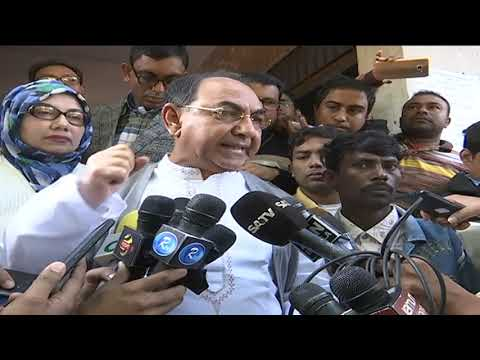 ভোট কারচুপিতে ক্ষুদ্ধ মির্জা অাব্বাস।। Bangladesh election 2018