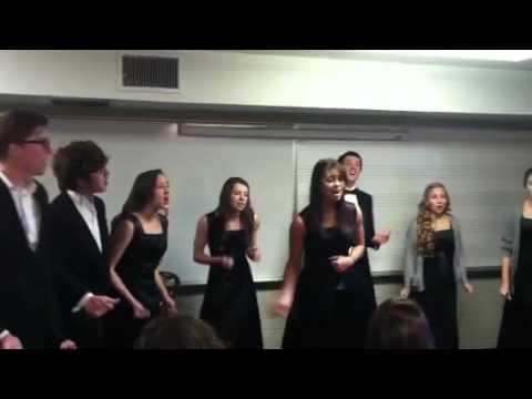 Calvary Christian School Choir