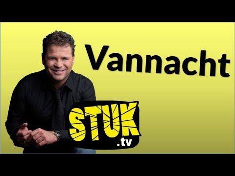 STUK - Vannacht ft. Wolter Kroes (lyrics-versie)