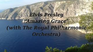 Elvis Presley, Amazing Grace (lyrics in the description)