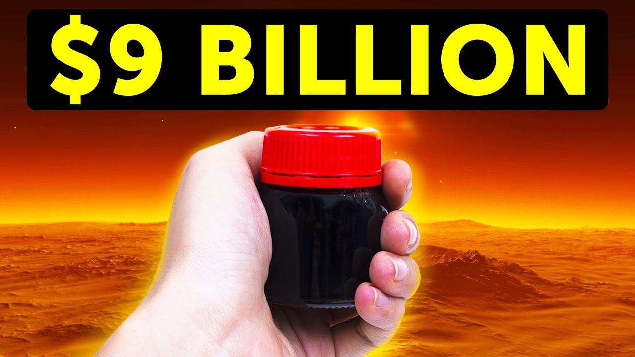 Most Expensive Dirt on Earth will Cost  BILLION