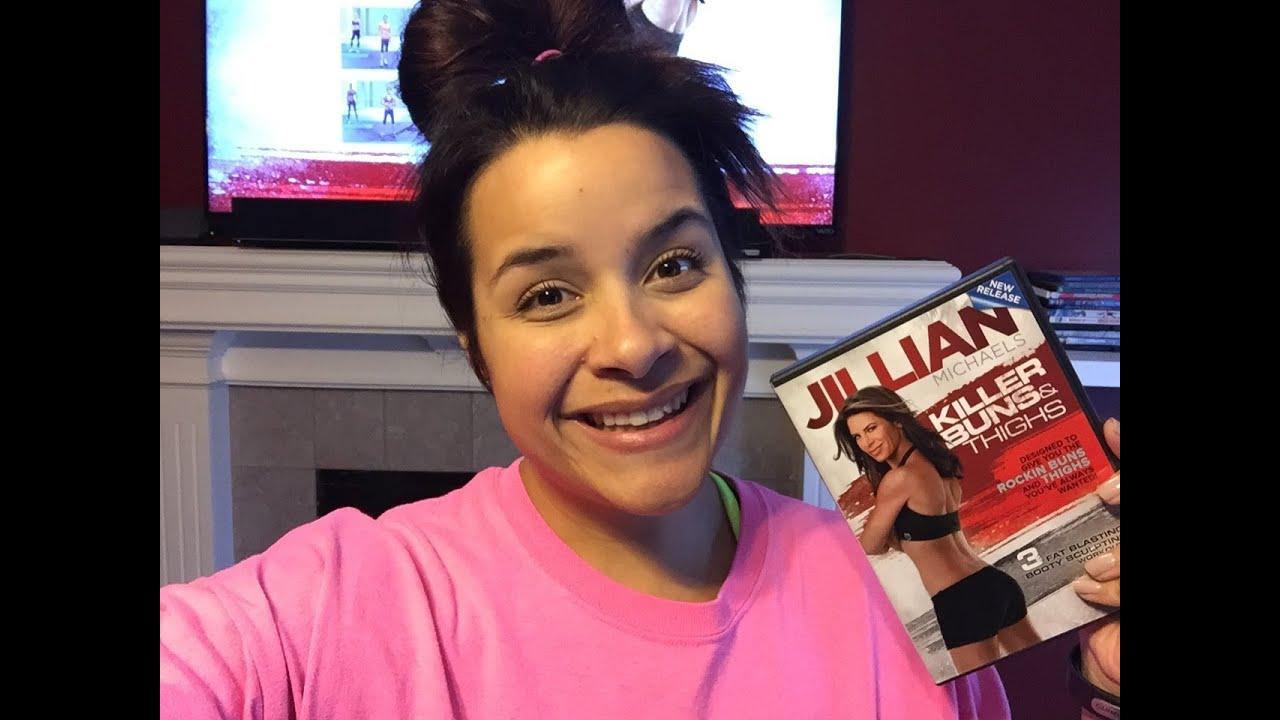Jillian Michaels Killer Buns & Thighs Review Youtube