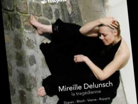 L'invitation au voyage - Mireille Delunsch