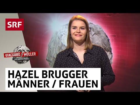 Hazel Brugger  Giacobbo  Müller
