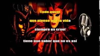 LA VIDA ES UN CARNAVAL & Celia Cruz (karaoke)