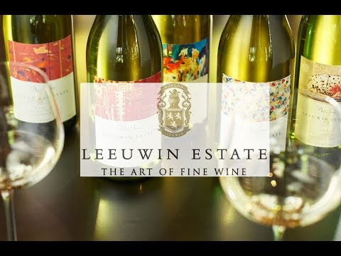 Visiting Leeuwin Estate