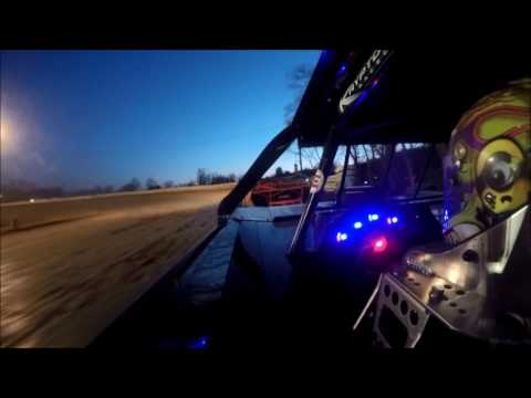 Legendary Hilltop Speedway Tyler Carpenter GoPro Feature 4-8-17