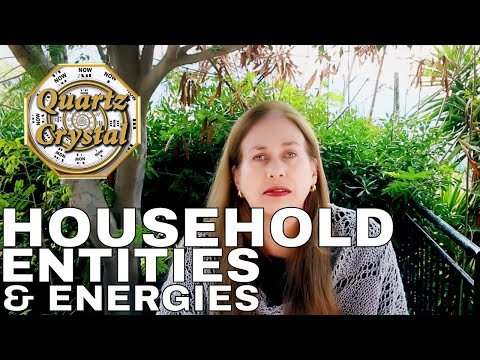 CLEARING Household Entities & Energy Vortexes