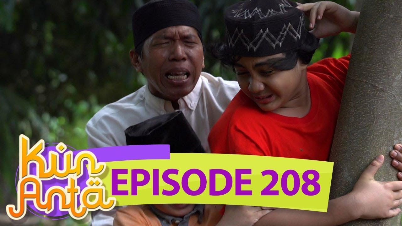 Wah Gawat Pakde Dan Haikal, Asun dan Ismail Kejebak Badai - Kun Anta Eps 208