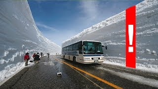 TALLEST Snow Drift in the World?