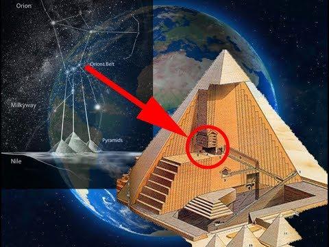 Velika Piramida Egipta: Ovo nas NE UČE- Izgubljena Drevna Tehnologija