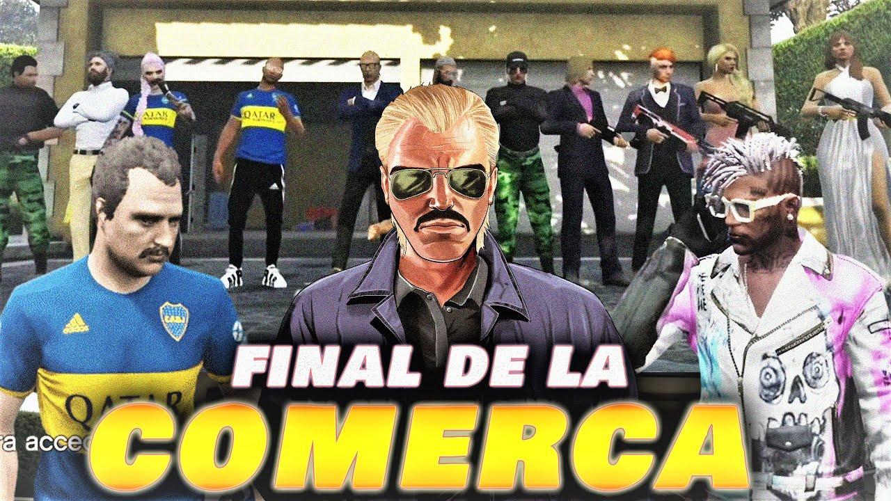 EL FINAL EN MARBELLA VICE, TODOS LOS FINALES DE LA COMERCA