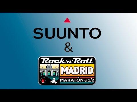 Suunto Ambit Peak3  Sapphire Corre Maratón Rock N´Roll Madrid 2015