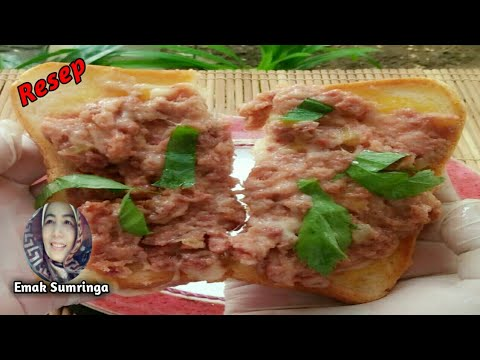 Roti Bakar Mozarella // Menu Sarapan Sederhana Dan Praktis
