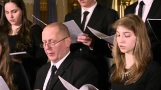Młodzieżowy chór parafii św. Proroka Eliasza w Białymstoku