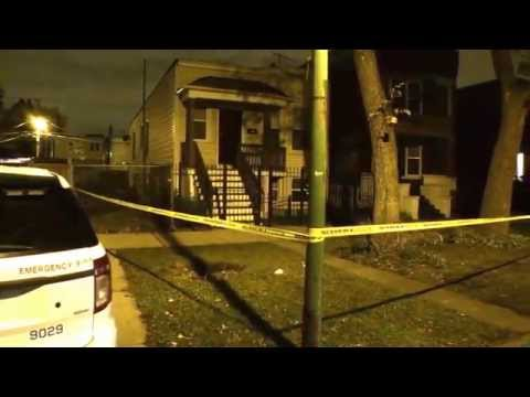 CHICAGO POLICE SEARCH FOR SUSPECTS IN WEST-SIDE SHOOTING