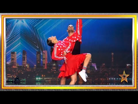 Ready To Enjoy This Mix Of Flamenco And Modern Dance? | Auditions 4 | Spain's Got Talent 2019