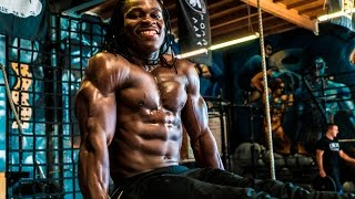 AFRICAN KINGS: Alseny Natural Muscle Monster
