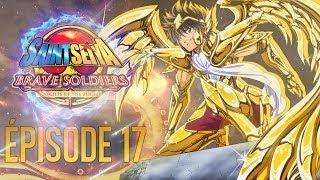 Let's Play Saint Seiya Brave Soldiers #17 Le 8ème Sens !
