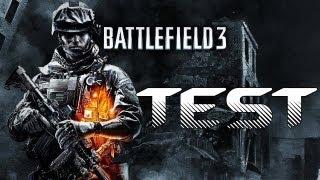 Test : Battlefield 3 (PS3)