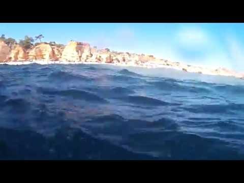 Praia de São Rafael - Vista do Mar