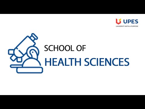 UPES School of Health Sciences   Virtual Tour